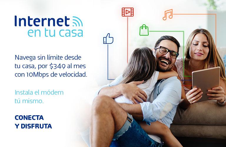 Internet en tu casa tarifas y opciones telcel - Internet en casa de vodafone ...