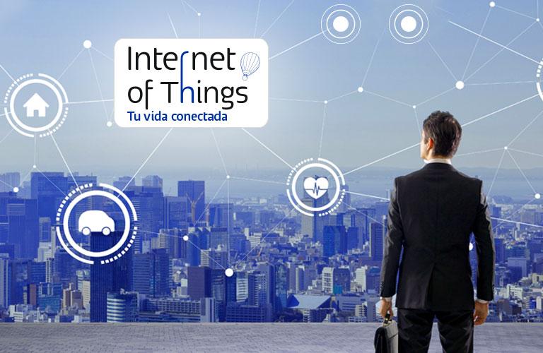 internet of things de telcel para una vida conectada