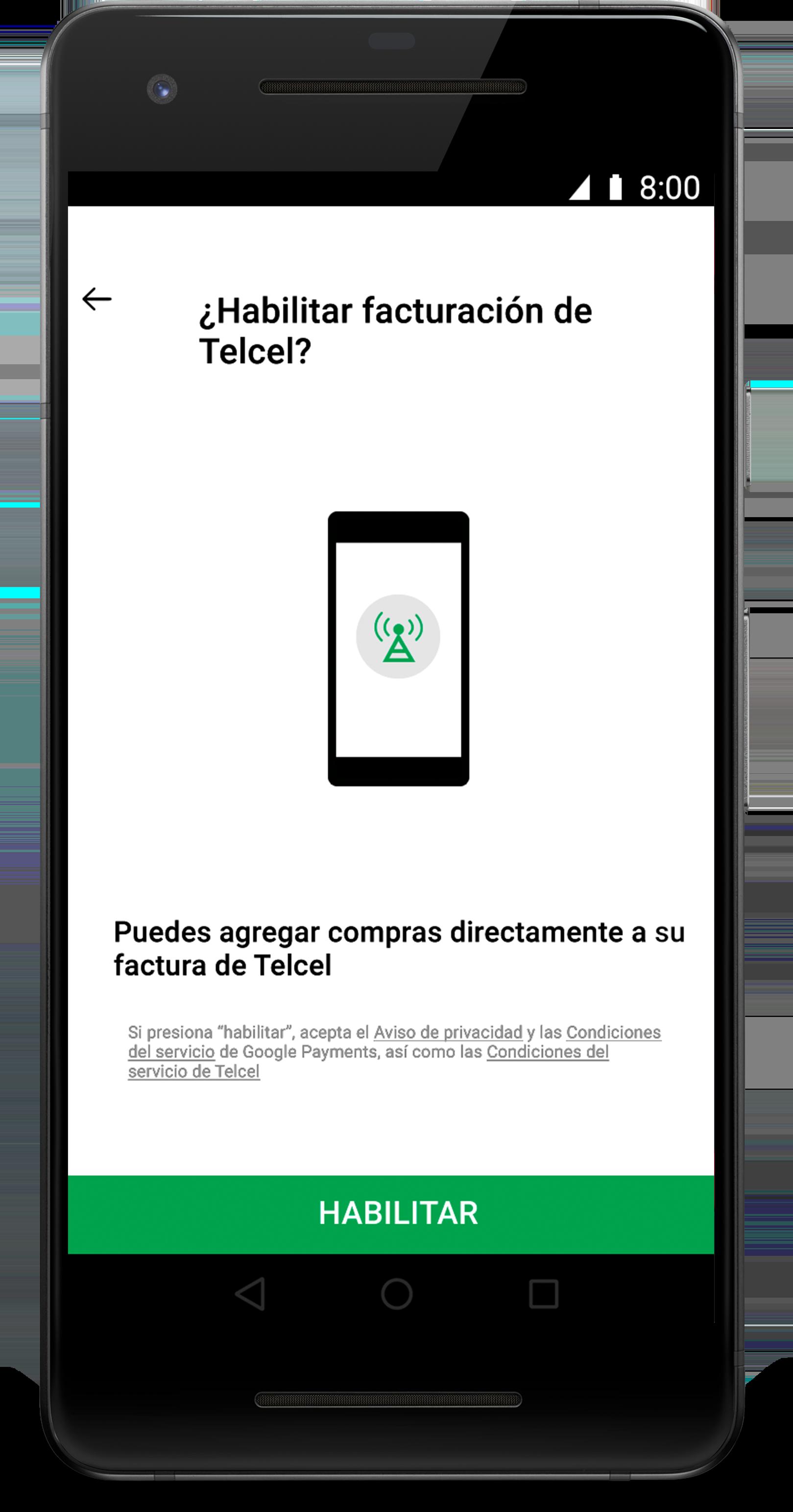 Servicios De Google Play Juegos Compras Y Pagos Telcel