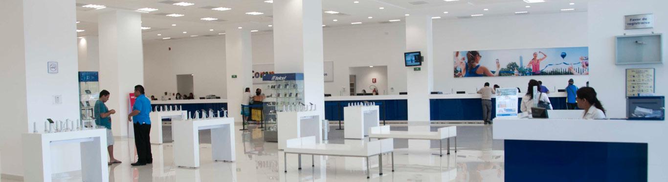 Centro de atenci n a clientes for Movistar oficinas