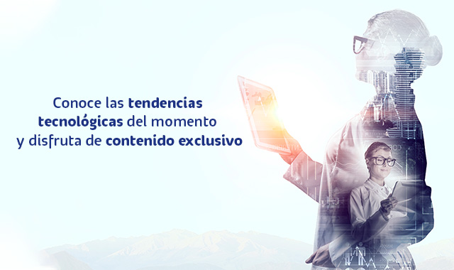 las tendencias tecnologicas estan en telcel