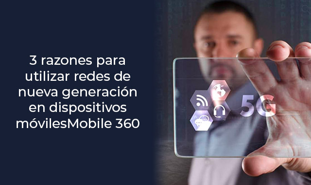 dispositivos móviles Mobile 360
