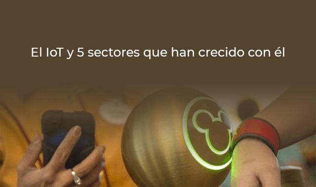 El Iot Y 5 Sectores Que Han Crecido Con él Telcel Empresas