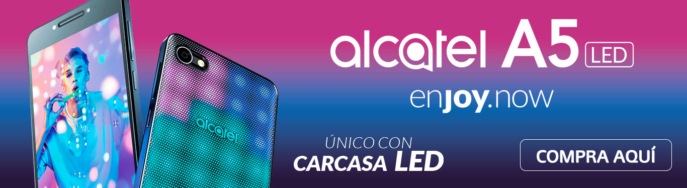 Alctael A5 LED enjoy.now